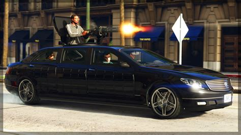 New Turreted Limo, Features