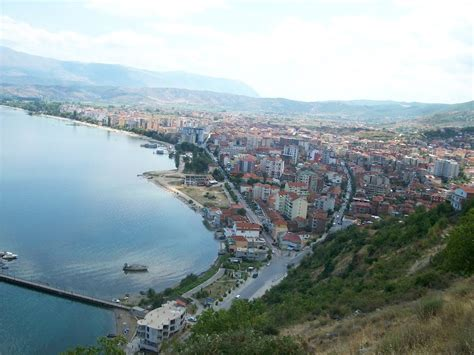 Panoramio - Photo of Pogradec, Albania 2012