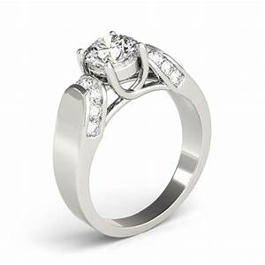 horseshoe engagement rings from mdc diamonds nyc With wedding rings with horseshoe