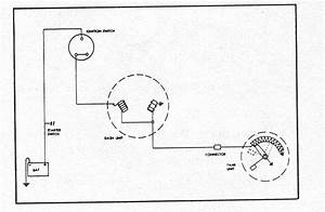 Fuel Gauge And Sending Unit Wiring Diagram
