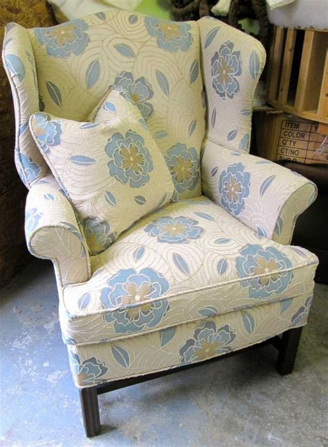 Diy Upholstery Fabric by 86 Best Images About Furniture Wing Back Chairs On