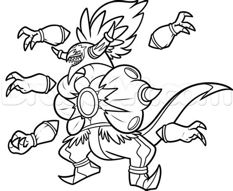 images  hoopa pokemon coloring pages hoopa pokemon