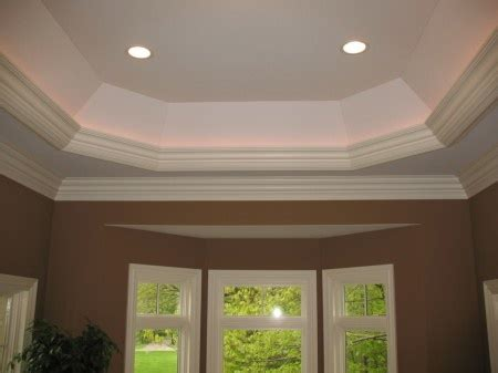 Tray Ceiling Lighting Options by 11 Best Tray Ceiling Lighting Images On Trey