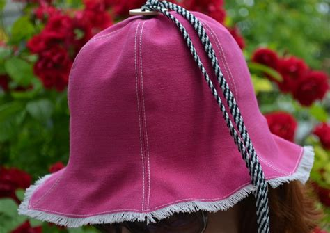 summer sun hat  womens bucket hats tutorial