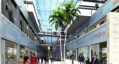 chelles 2 centre commercial casablanca les escales marina commercial center 40 000 m 178 2016 approved skyscrapercity