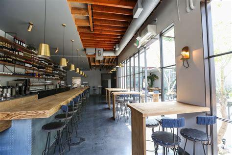 linger  zinque  slick european cafe  weho eater la