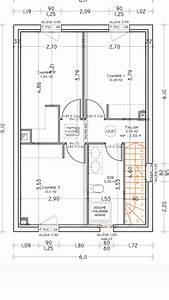 Plan de maison etage modern aatl for Plan de maison original 0 besoin davis sur plan maison etage 96m2 43 messages