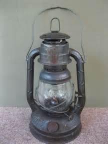 Buy Kerosene Lamp by Antique Dietz Little Wizard Lantern Vintage Primitive