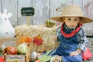 DIY Baby Farmer CostumeDIY Show Off ™ – DIY Decorating and