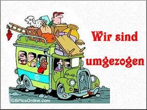 Sprüche Zum Umzug : wir sind umgezogen umzug bild 22762 ~ Frokenaadalensverden.com Haus und Dekorationen