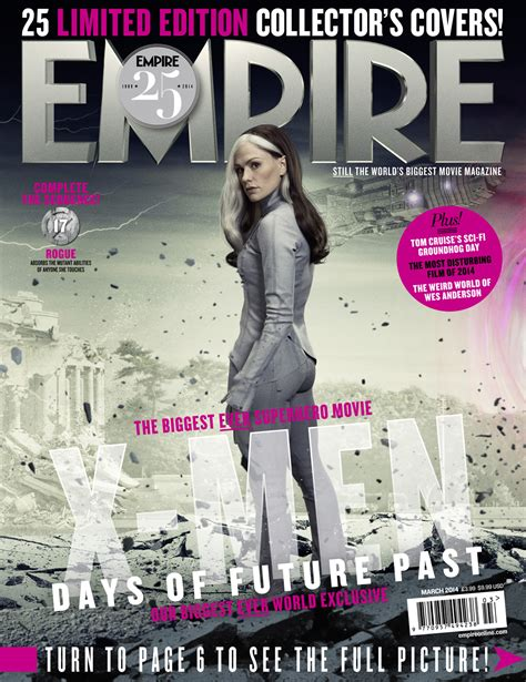 'xmen Days Of Future Past  Rogue Cut' Will Be A
