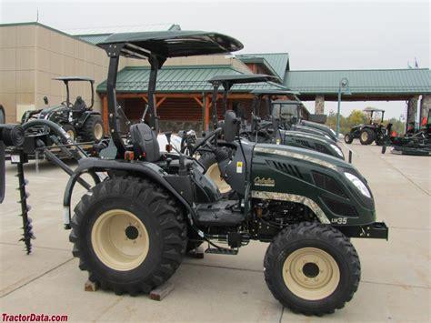 TractorData.com Cabelas LM35 tractor photos information