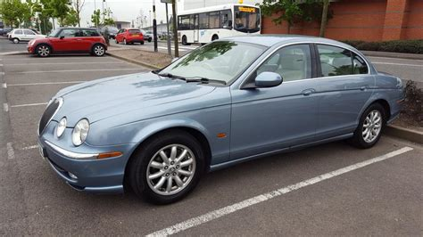 coolest 2003 jaguar s type 2003 jaguar s type v6 se auto blue willenhall wolverhton