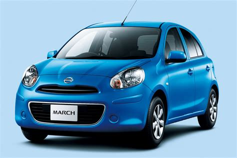 Nissan March nissan march review and photos