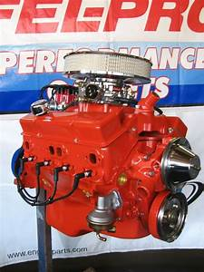 Chevrolet 327    330 Hp High Perf Turn