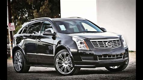 suv pas cher 2017 2018 cadillac srx review