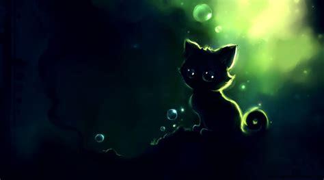 Black Cat Anime Wallpaper - anime kitten wallpaper amazing wallpapers