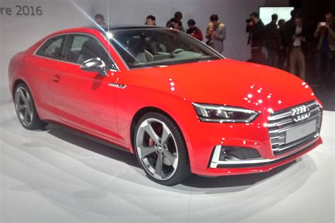 New Audi A5 Sportback Gallery