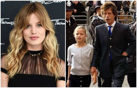 mick jaggers family wife  kids