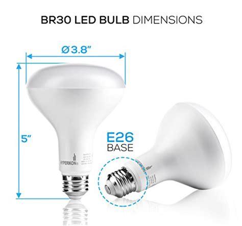 hyperikon br30 led bulb 9w 65w equivalent 3000k soft