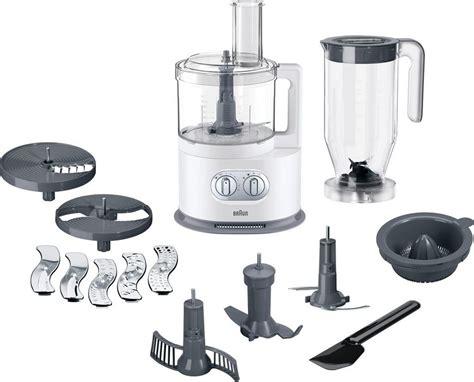 Braun Küchenmaschine Mit Kochfunktion Fp 5150, 1000 W, 2 L Schüssel Online Kaufen