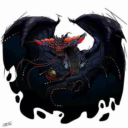 Namielle Monster Deviantart Hunter Anime Wallpapers Fanart