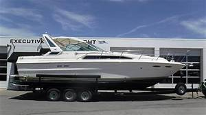 1987 Used Sea Ray 340 Express Cruiser Motor Yacht For Sale