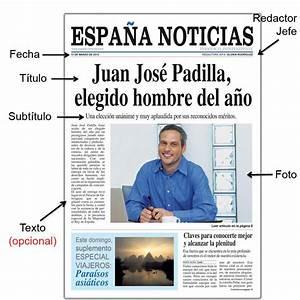 Falsa portada de periódico para él