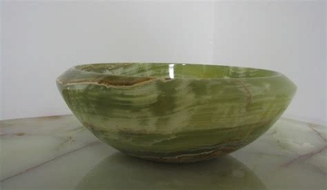14 inch round vessel sink 14 inch sink in green onyx round vessel for bathroom