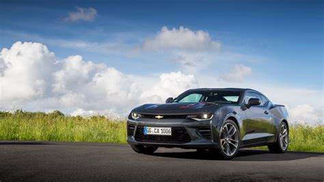 2017 Chevrolet Camaro 50th Anniversary Edition 2 Wallpaper