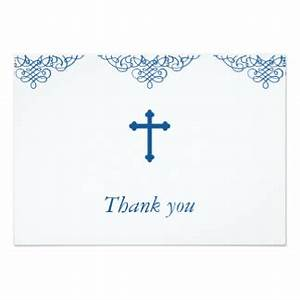 Baptism invitations 3400 baptism announcements invites for Baptism thank you card template