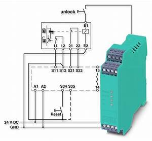 Wiring Diagram Of Safety Relay