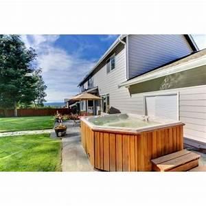 Spa Bois Exterieur : installer un jacuzzi sur une terrasse ~ Premium-room.com Idées de Décoration