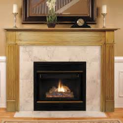 Pearl Mantels 110-56 Williamsburg Fireplace Mantel Surround Unfinished, Multicolor