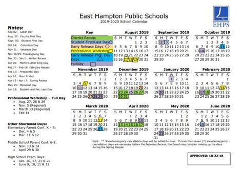 east hampton public schools