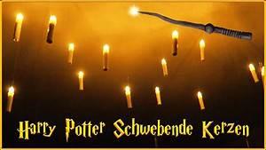 Led Bild Kerzen : diy schwebende kerzen die mal andere deko f r weihnachten harry potter inspiration youtube ~ Frokenaadalensverden.com Haus und Dekorationen