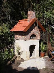 steinbackofen steinofen selber bauen pizzaofen selber bauen With französischer balkon mit pizza steinbackofen garten