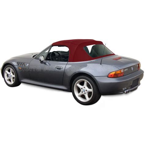 19962002 Bmw Z3 (e37) Convertible Tops