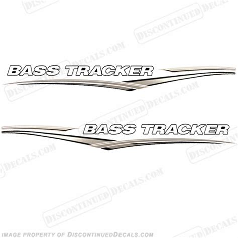 Bass Tracker Boat Graphics by Bass Tracker Boat Graphic Decals