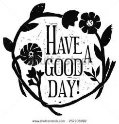 Have a Nice Day Banner Clip Art