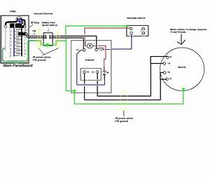 Well Pump Pressure Switch Wiring Diagram