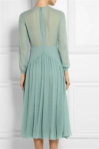 Lyst - Burberry... Silk