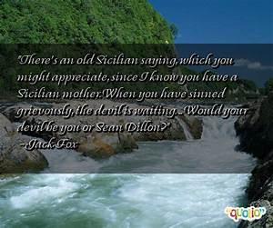Sicilian Famous... Sicilian Life Quotes