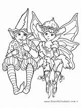Coloring Fairy Pages Adults Forest Fairies Christmas Detailed Sheets Adult Boy Pheemcfaddell Colouring Elf Books Garden Elves Unicorn Printable Merry sketch template