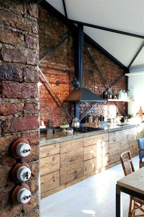 refaire cuisine en bois les 25 meilleures idées concernant cuisine en bois sur