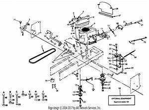 Poulan Pp12538 Tractor Parts Diagram For Power