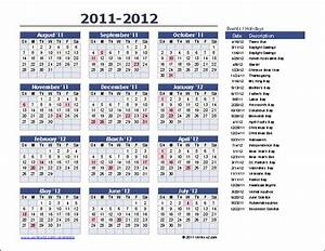 yearly calendar template for 2016 and beyond With annual event calendar template