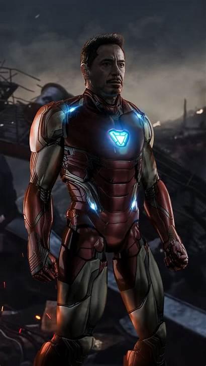 Endgame Iron Avengers Tony Stark Wallpapers Snap