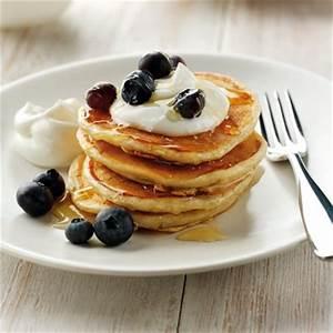 American pancakes | Easy breakfast recipes - Red Online