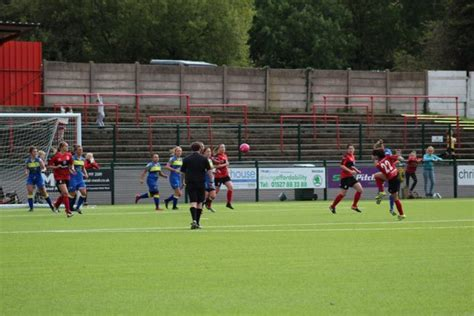History-making Redditch United Ladies reach FA Cup first ...